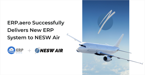 ERP.aero Onboards NESW Air